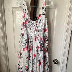 Floral dress from Torrid